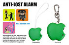 1Set Wireless Anti-theft Anti-Lost Security Alarm Receiver Transmitter Keychain