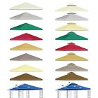 10 x 10ft Replacement Canopy ONLY Patio Pavilion Gazebo Sunshade Polyester Cover