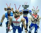 biker mice from mars action force toy figures Greasepit Dr. Karbunkle Modo