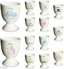 Personalised Egg Cup Children's Gift Add Any Name Birthday Easter Christmas Xmas