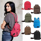 Canvas Mini Small Convertible Chest Pack Backpack Rucksack Purse Travel bag