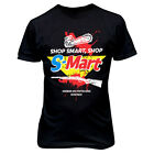 9157 Shop Smart Shop S-Mart T-Shirt Army Of Darkness Evil Dead Horror Zombies