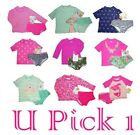 CARTERS SWIM SUIT RASH GUARD TOP SET SHIRT SWIMWEAR CHILDRENS KIDS LITTLE GIRLS