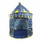 CHILDRENS POP UP PLAY TENT CASTLE GARDEN INDOOR OUTDOOR PLAYHOUSE KIDS 2 THEME
