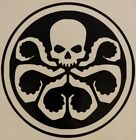 HYDRA logo Vinyl Sticker Decal home laptop choose size and c