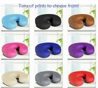 Memory Foam U Shaped Travel Pillow Neck Head Support Clearance Limited Quantity!