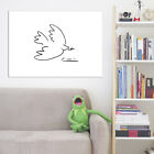 Pablo Picasso Dove of Peace Vintage Wall Art Poster Print Picture Giclee Artwork