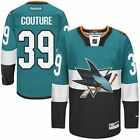 Logan Couture  39 San Jose Sharks YOUTH Reebok Stadium Series Premier Jersey