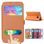 Luxury Stand Flip Wallet Leather Skins Case Cover For Samsung Galaxy S5 i9600