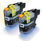 LC223 x2 Black Compatible Printer Ink Cartridges LC223BK LC-223