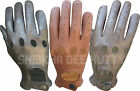 NEW REAL LEATHER MEN'S DRIVING GLOVES FREE SHIPPING