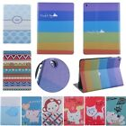 NEW Magnetic PU Leather Case Smart Cover Case For Ipad 2/3/4 air1/2 mini 1/2/3