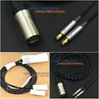 Amazing Balanced Upgrade Cable For HifiMan HE Headphone XLR 4 Pins CANNON 2.5M