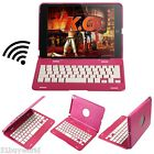 Foldable Wireless Bluetooth Keyboard Case Cover with Stand for iPad Mini 7.9''