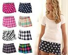 Flannel Bitty Boxers Lounge Shorts by Boxercraft 100% Cotton