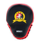 MMA Target Boxing Mitt Focus Punch Pad Training Glove Karate Muay Thai Kick LE