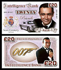 Sean Connery - James Bond Novelty Banknotes £3.85 GBP on eBay
