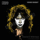 KISS Vinnie Vincent Vintage Solo Album Art Giclee' by David E. Wilkinson