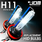 HID REPLACEMENT BULB (2pcs) ALL COLOR H11 9006 9005 H4 H7 9007 H13 H10 880 H3 H1