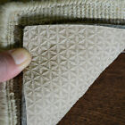 """Premium-Hold Non Slip Rug Pad 3/8"""" Thick- Safe for all floors - RECTANGLE SIZES"""