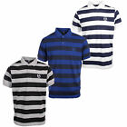 SERGIO TACCHINI Lewisham Stripe Mens Fashion Polo Shirt