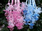 Pacifier Necklaces with bottle Baby Shower Games Favor Pr...