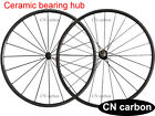 Ceramic bearing R13 20.5mm,23mm width 24mm Tubular carbon fibre bicycle wheels