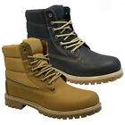 MENS GENTS WINTER WALKING HIKING DESERT MILITARY BOOTS TRAINERS WORK SHOES SIZ