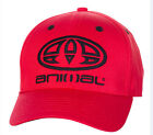 Animal Boy's Bonassola Adjustable Cap - Red