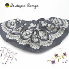 Girls premium Embroidery Flower Lace Pattern Cotton Tutu Cute Lovely Skirt 1-6Y