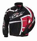 Drift Racing Women's RPM Snowmobile / Winter Jacket with Liner - Red 5255-07*