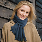 RESULT POLARTHERM FLEECE TASSLE SCARF 5 Cols WINTER SOFT WARM LADIES MENS WOMENS