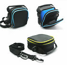 Nylon Handle Ourdoor Carry Case Bag for Bose Soundlink Color Speaker Black + Blu