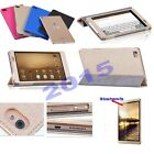 PU Leather Case Folio Cover For 8 '' Huawei Mediapad M2 8.0 Tablet + 2Pcs Film