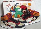 Disney Kinder Canvas Sneaker Turnschuhe Basketballschuhe Chucks Mickey Mouse