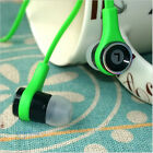 DI 3.5mm In Ear Headphone Earphone Headset Earbud for Phone iPod MP3/4 PC US