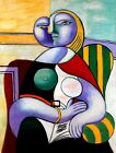 Pablo Picasso Marie-Therese Walter canvas print giclee 8X12&12X17 reproduction