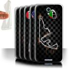 2014 F1 Track Phone Case/Cover for HTC Desire 620