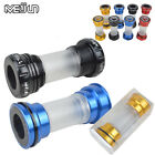 For Shimano XT BB91/BB92 Mountain Bike Bottom Bracket 68/73mm Press Fit Threaded