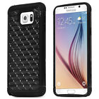 Samsung Galaxy Note 5 Bling Case, Supreme Protection Hard Dual Layer Hybrid Case