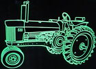 """Tractor JD 530 Farm Edge Lit Awesome 21"""" Lighted Sign LED Plaque VVD24 USA Made"""