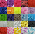 1000pcs Silk Rose Flower Petals Leaves  Party Wedding Table Confetti Decoration