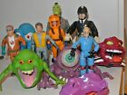 1986 + Ghostbusters Action force Figures Ray Peter Egon Louis Janine Slimmer