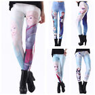 Romance Snow Sweater For Girls Leggings Gloden Age Pants Stretchy Pencil Sport