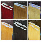 BF Tape In Remy Human Hair Extensions Skin Weft Women's Beauty Fashion Style NEW