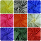 Anti Static 100% Polyester Dress Lining Fabric - Various Colours