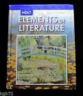 Holt Elements of Literature 9th Grade Student Text 2007 3rd Course