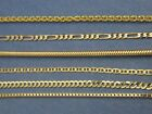 Kyпить Solid 14k yellow gold Chain Necklace Box chain Rope chain Curb chain 14kt gold на еВаy.соm