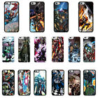 DC Marvel superhero comic book cover case for Apple iPhone - G15