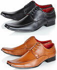 Mens Wedding Smart Leather Lace Up Office Formal Casual Party Dress Shoes Size